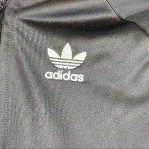 adidas Jackets & Coats - Adidas SuperStar Track Jacket Black and White
